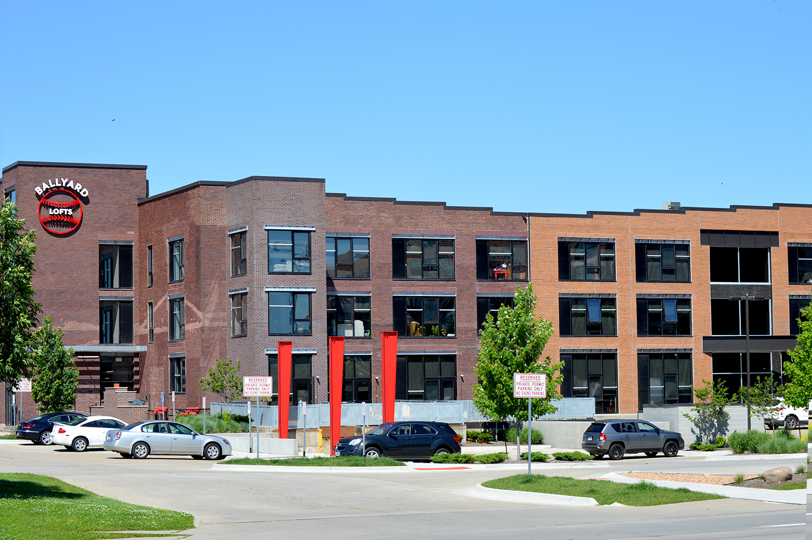 Raker Rhodes Engineering - Ball Yard Lofts
