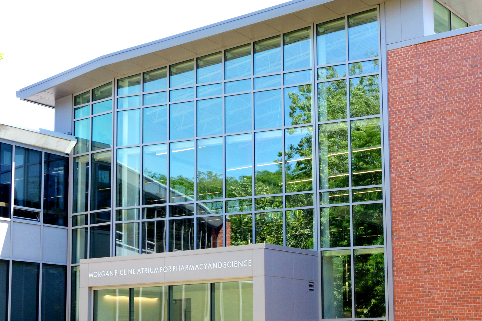 Raker Rhodes Engineering - Cline Ingham Hall Curtain Wall