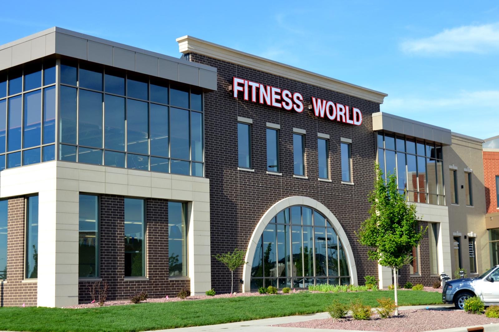 Raker Rhodes Engineering - Fitness World